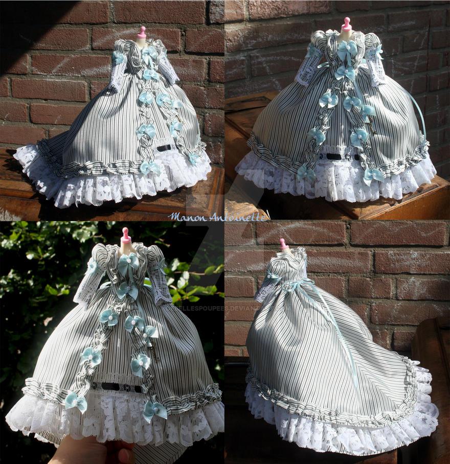 Princess Dress  'Air of Graces'
