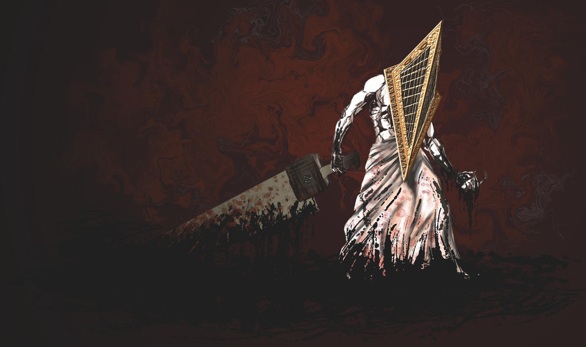 Pyramid Head by Raiid