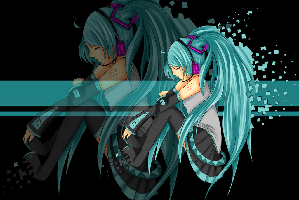 The Disappearance of Hatsune Miku #1 - Vol. 1 (Issue)