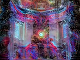 St. Peter's Basilica by LukeRathboneArt