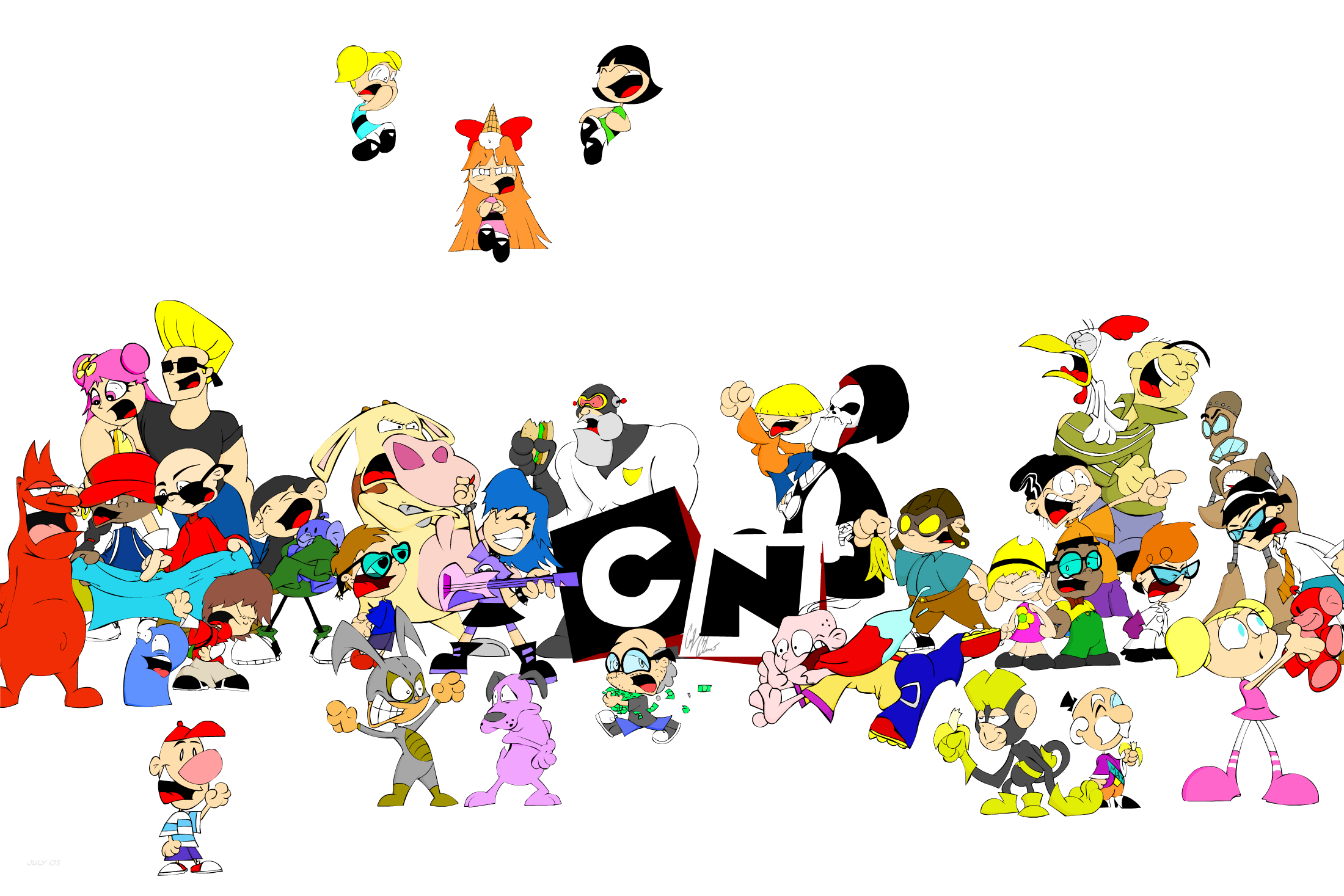 Baby Cartoon Network Characters Cartoon Network Pictures