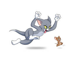 Happy 80th Anniversary, Tom and Jerry!
