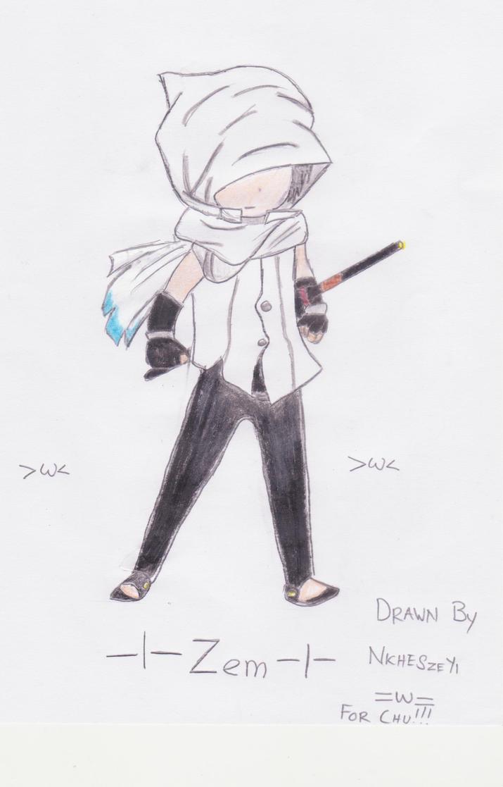 Avi Art drawing by SZEYI