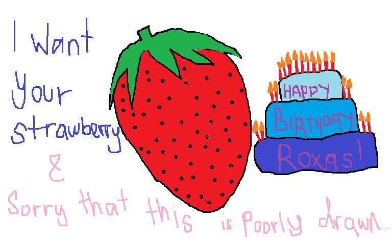 For Roxas xD *Poorly Drawn* by SZEYI