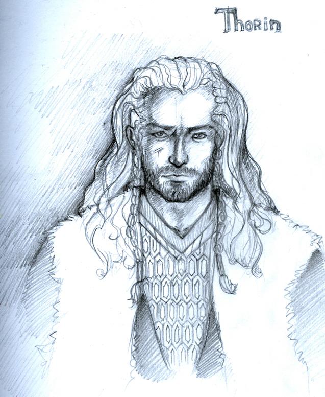 Thorin by uska-o0