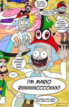 I'M MARIO RIIIIICCCCKKK!!!!