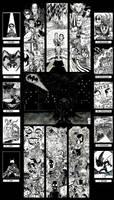 Batman -Kanon Mythos- by devilkais