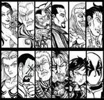 X-Men faves