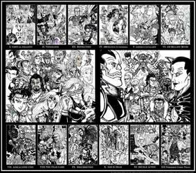 Best X-Men Run ... by devilkais