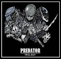 PREDATOR Trilogy by devilkais