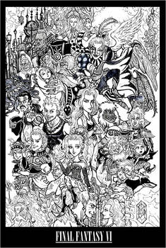 Magitek, Magicite and Magi War