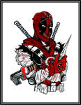 Deadpool by devilkais