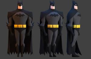 Batman by rodrigotakehara