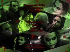 TDK Joker Wallpaper by MilleniumRing