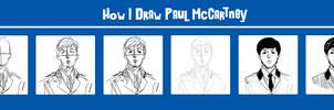 How I Draw Him