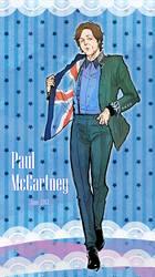 Sir Paul by fionafu0402