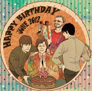 Happy 70th Birthday by fionafu0402