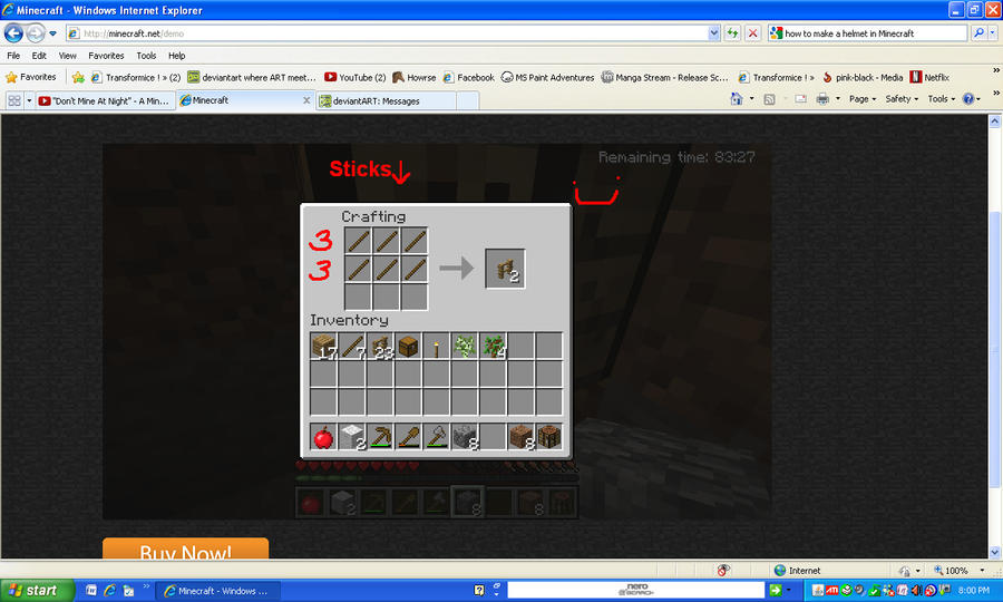 How Do You Make a Fence in Minecraft PC