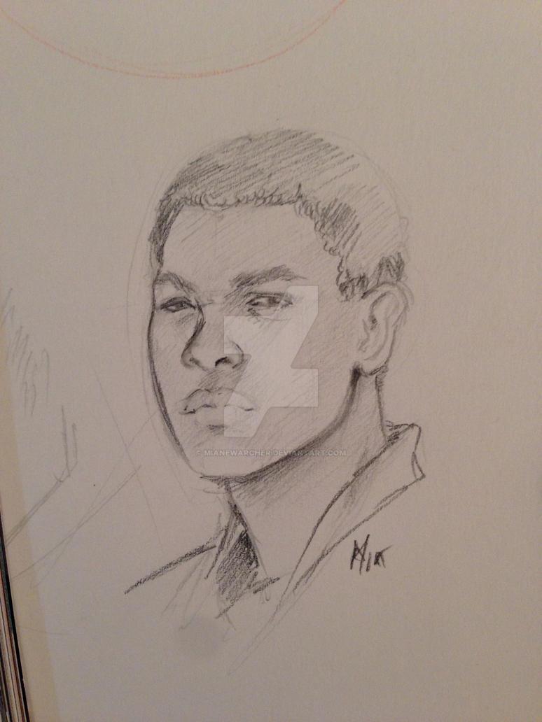 Finn Sketch by motega