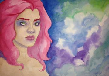 Dream Girl by mianewarcher