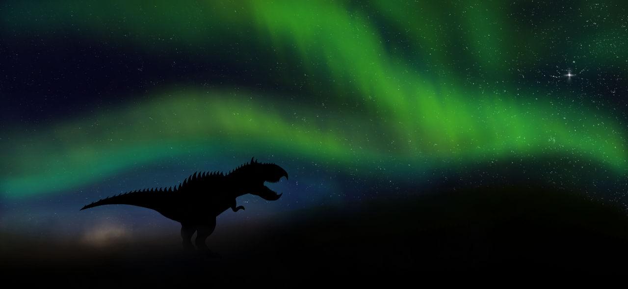 Prehistoric Aurora