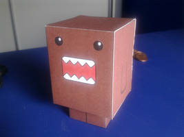 Domo-kun by SaintAnlay