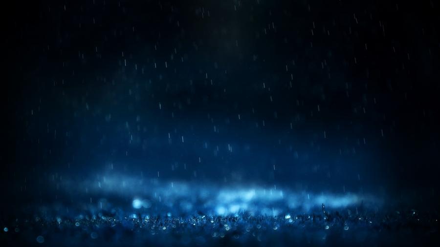 Rainy Night Wallpaper by SaintAnlay