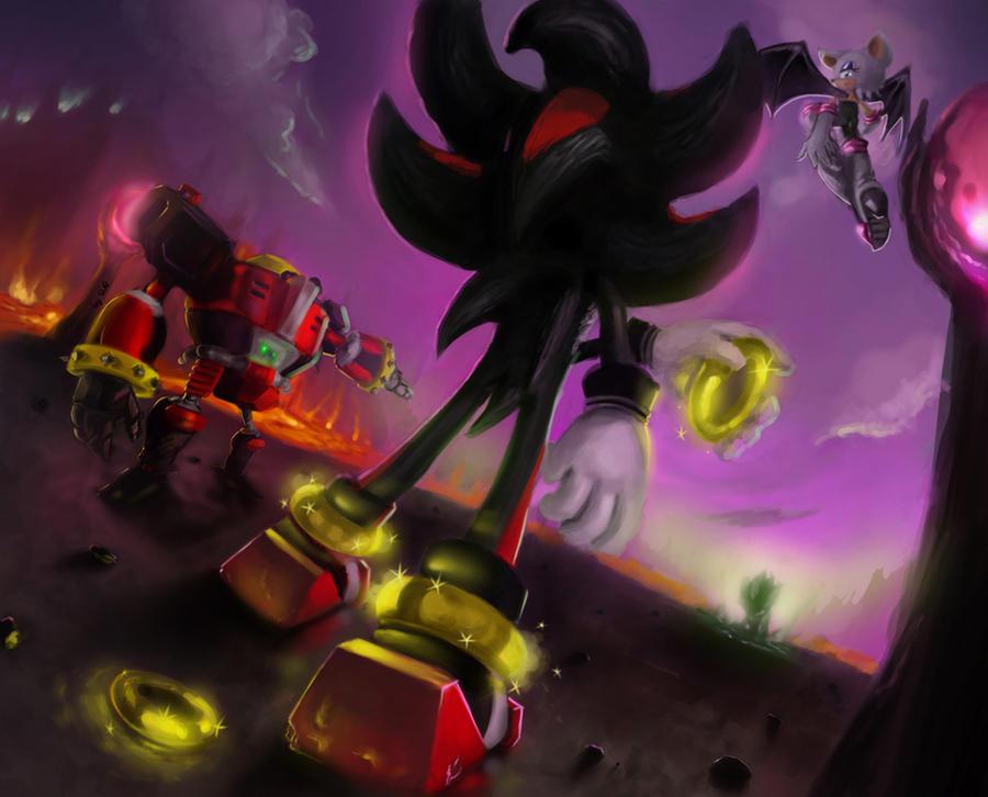 Dark Fight. by SNGPSo