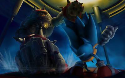 Sonic vs BigArm