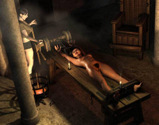My Pre-Crucifixion Confessional, by burt86 by hanmiho