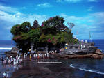 Pure Tanah Lot Bali by FajriTheDreamer