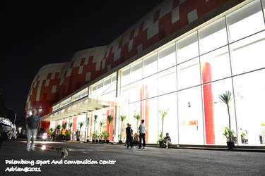 Palembang Convention Center by FajriTheDreamer