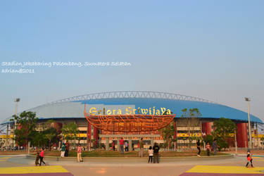 Stadion Jakabaring by FajriTheDreamer