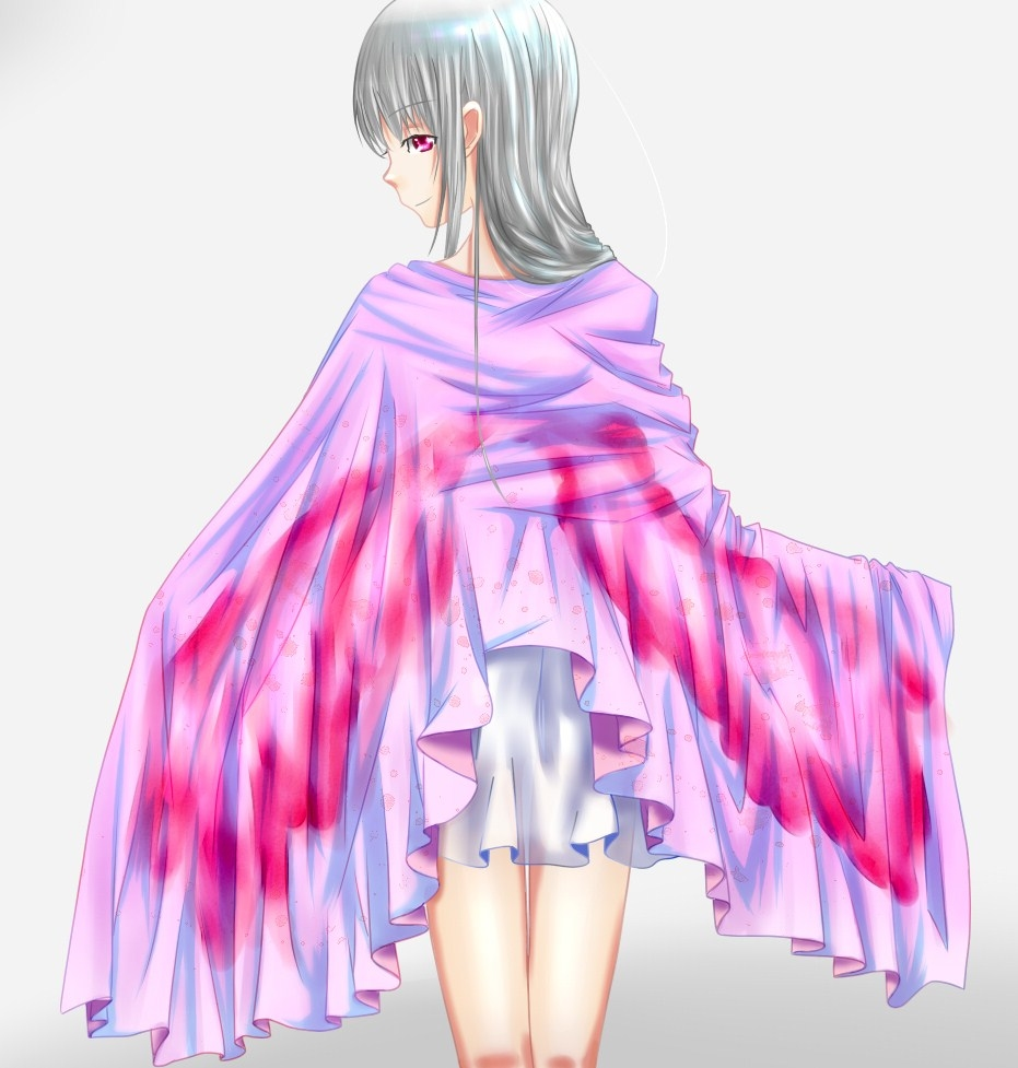 Wing Scarf by Gurvana