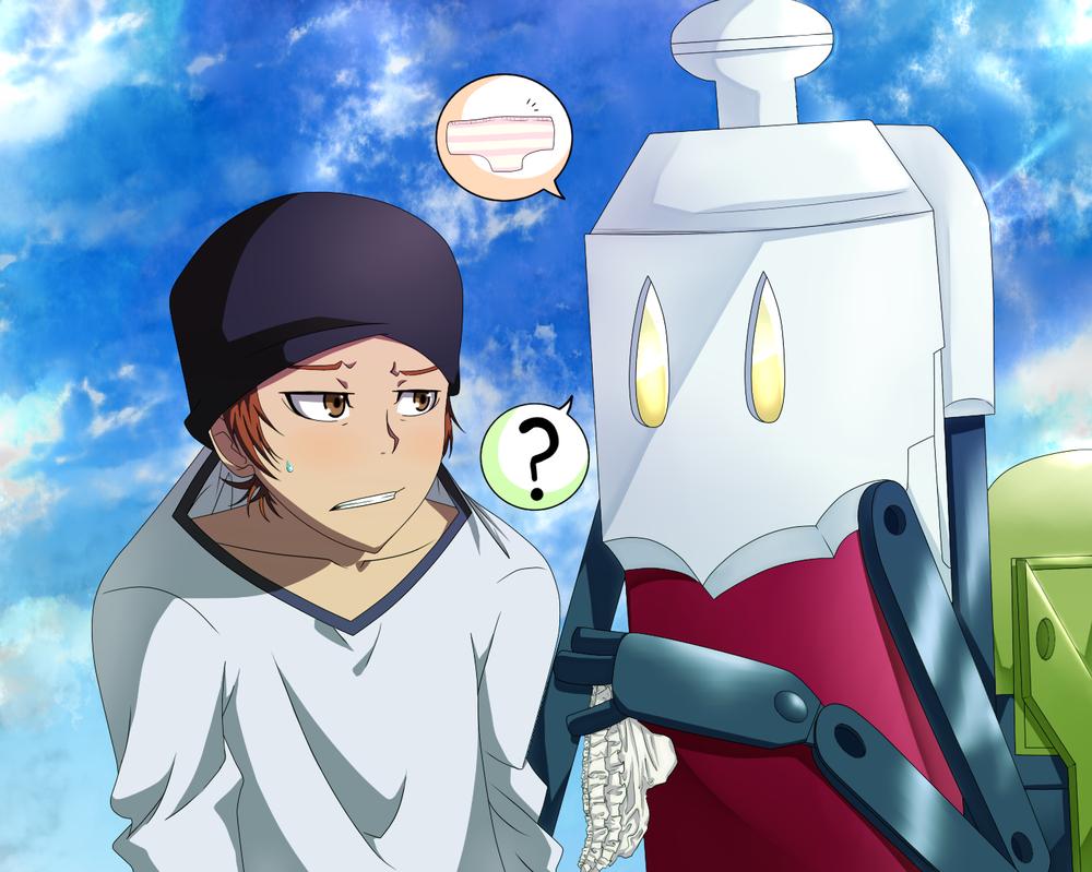 K All Characters: Fushimi Saruhiko by Gurvana