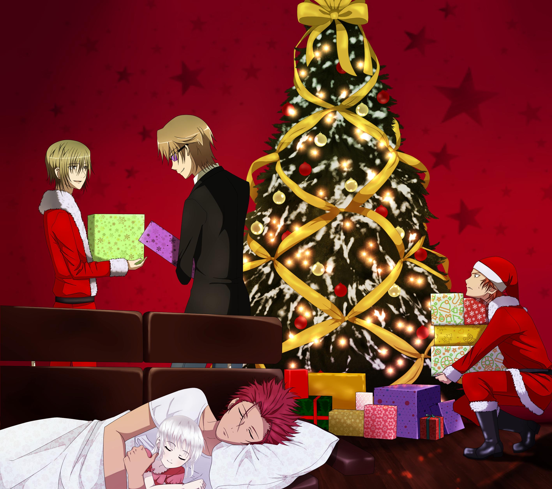 Merry Christmas 2016 by Gurvana
