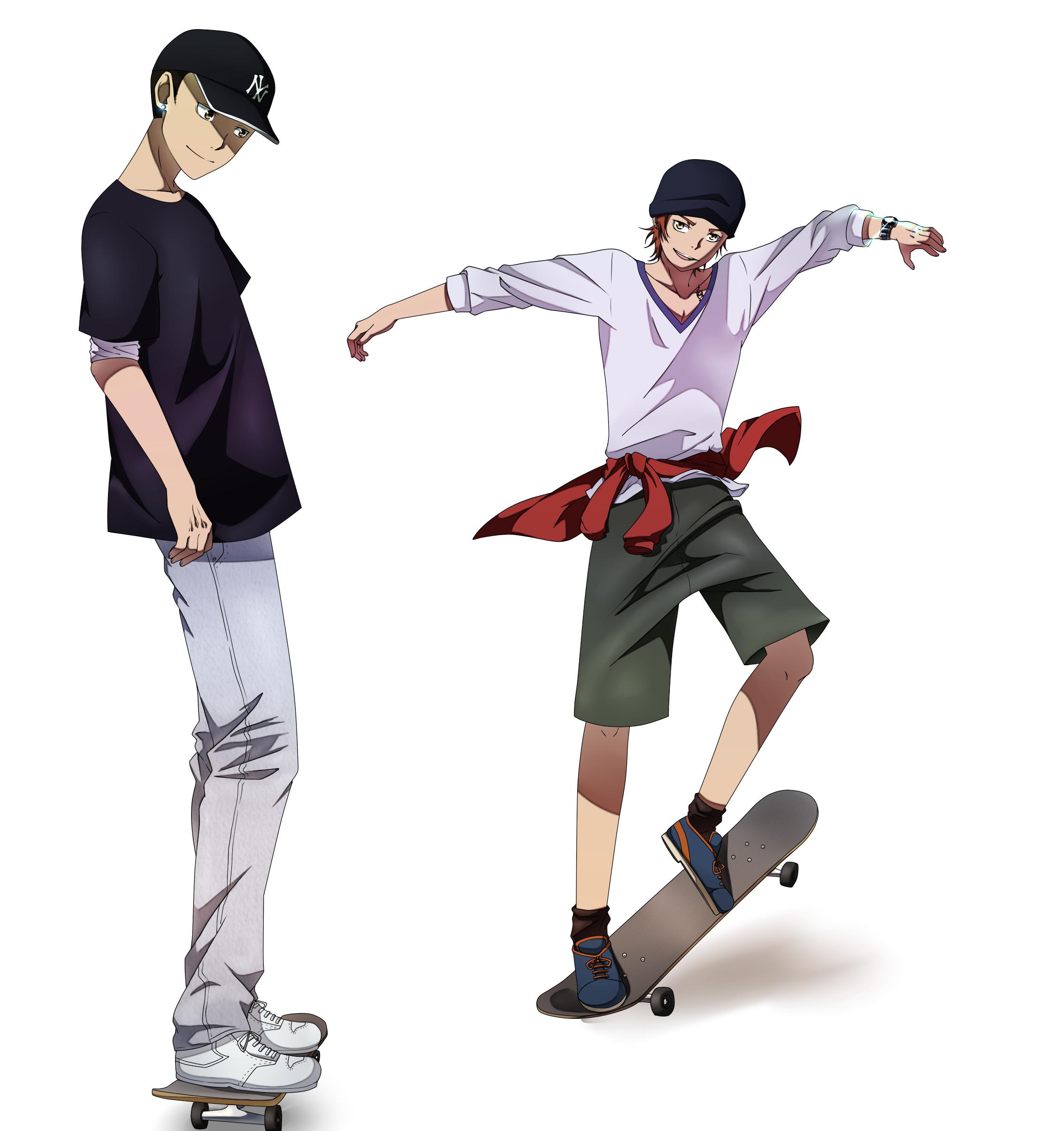 Skate by Gurvana