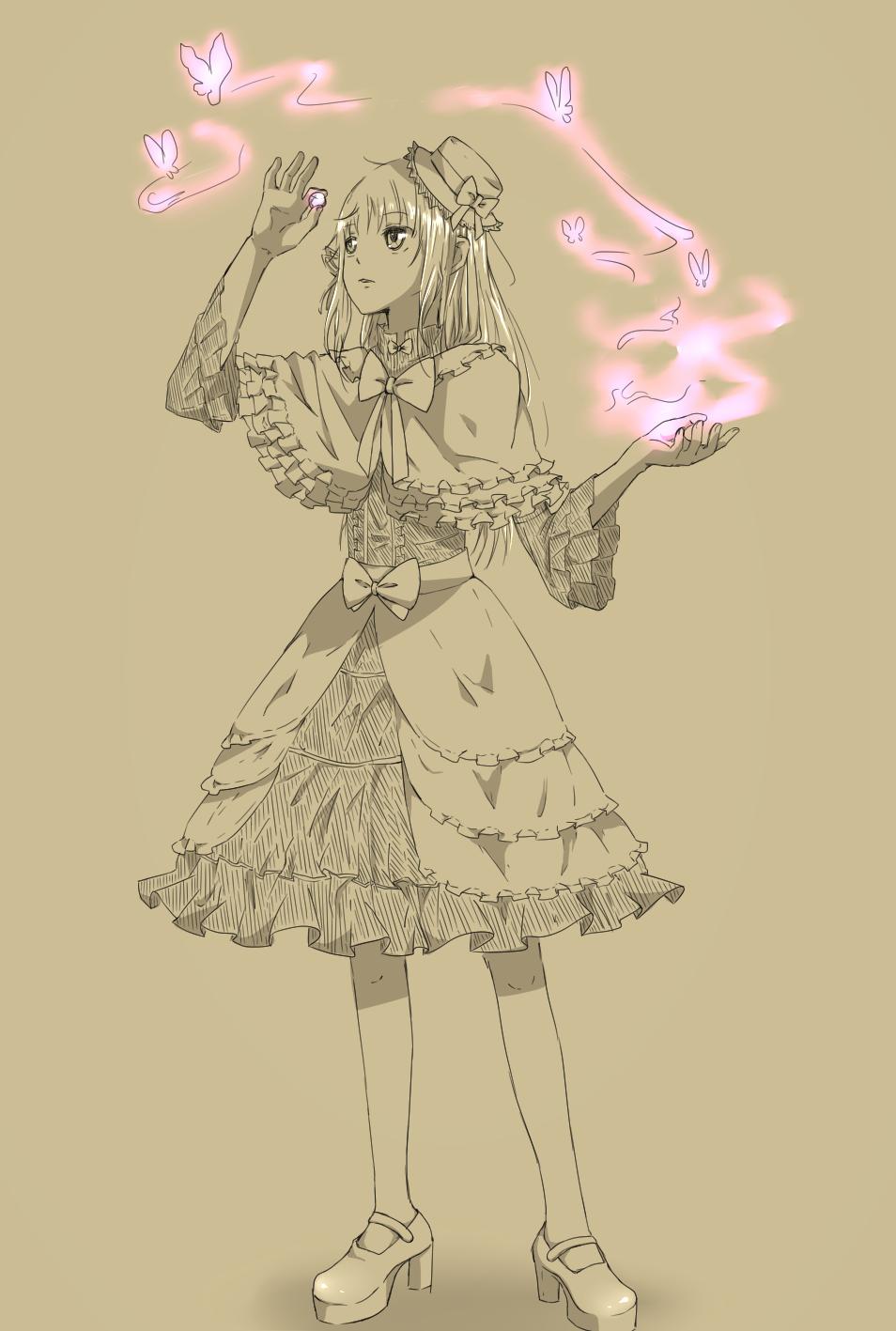 Sketch Anna by Gurvana