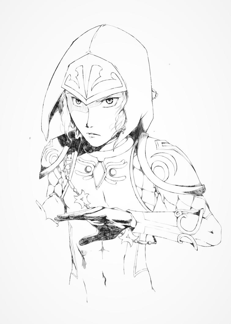 Zora Armor by Gurvana
