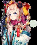 [RENDER] Anime Girl