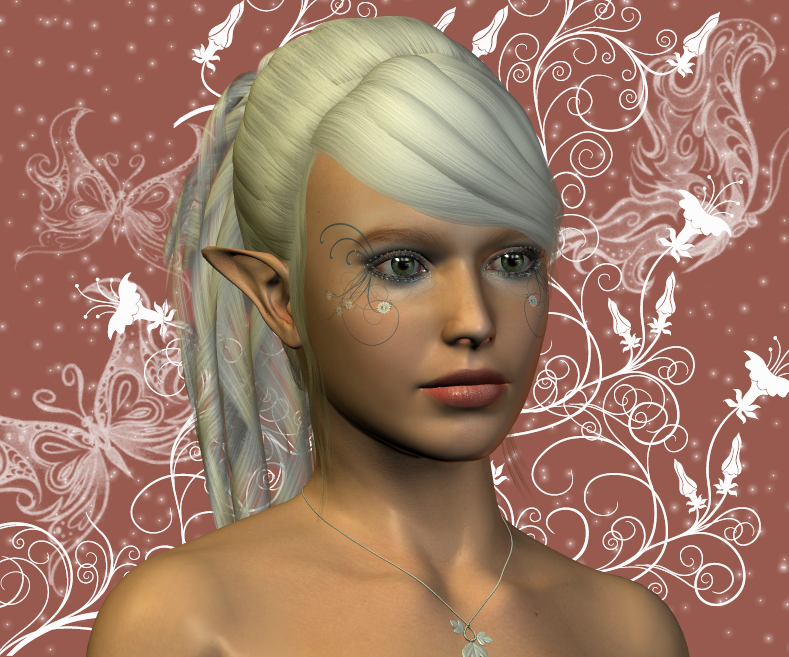 Fae Face 1 by MissYuna2007