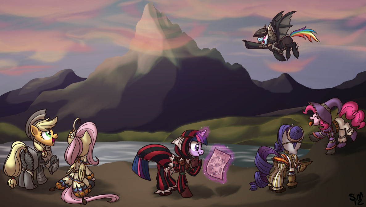 Commission: Monster Hunter Mane 6 by serenamidori