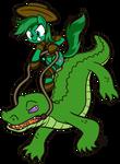 Commission: Buccaneer Swamp Shadow