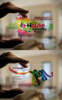 Inhouse ADV Business Card by HaythamFayed