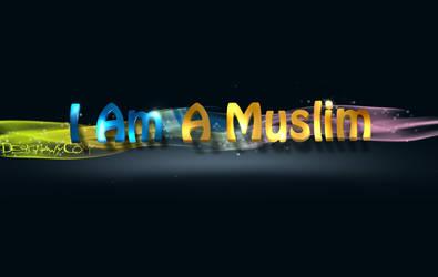 I am A Muslim by HaythamFayed