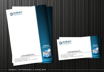 Mabani Corporate ID 02 by HaythamFayed