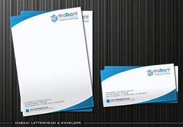 Mabani Corporate ID 01 by HaythamFayed