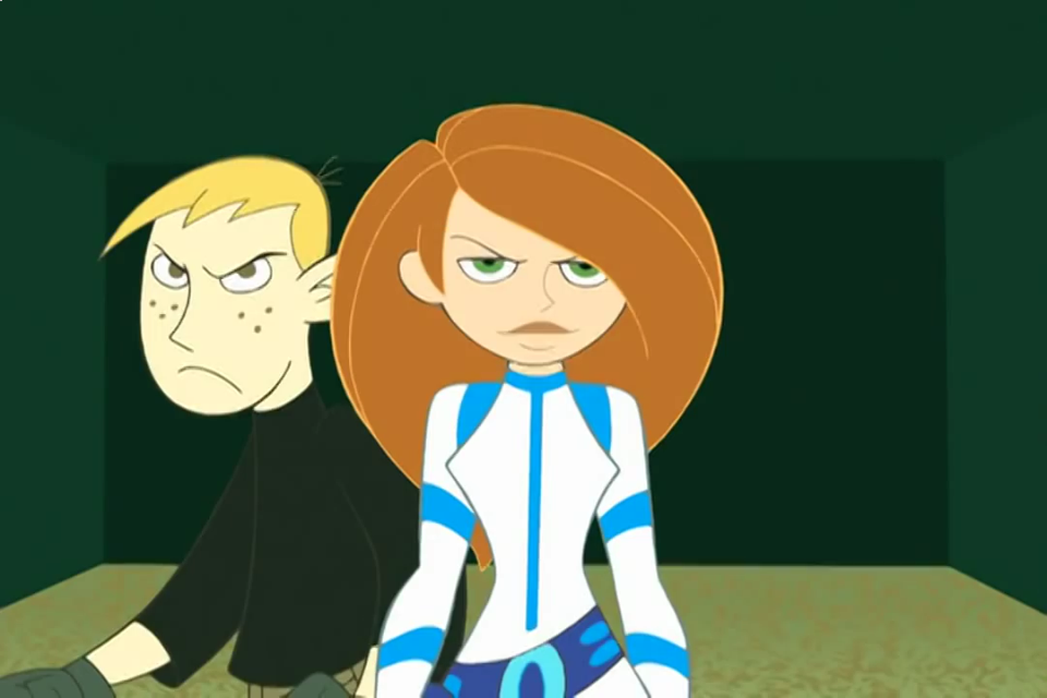 Kim possible and ron stoppable start dating