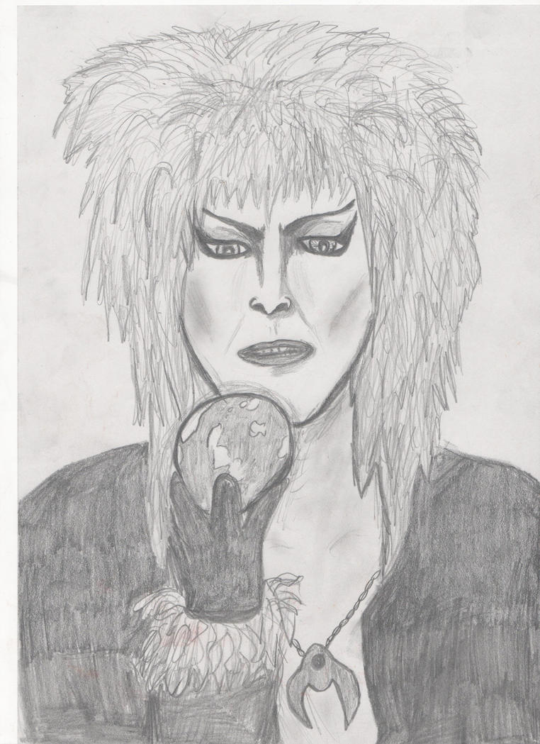 Jareth I'll be there for you by frodosgirl