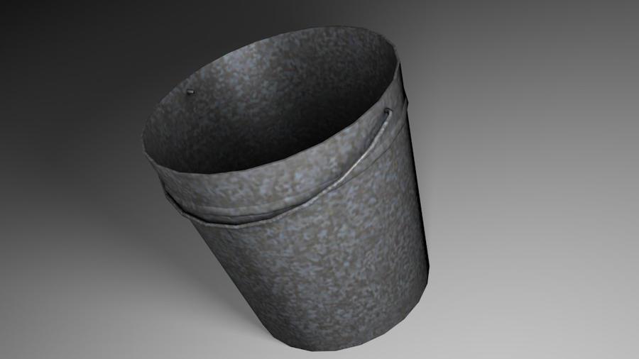 Bucket by wasteofammo